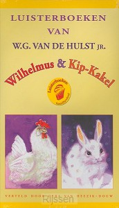 Wilhelmus & Kip-Kakel LUISTERBOEK