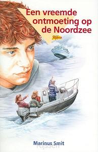Vreemde ontmoeting op de Noordzee