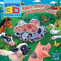3D race naar de rode stal!