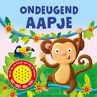 1 geluid Ondeugend aapje