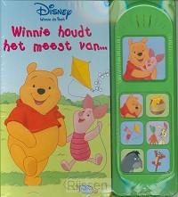 Winnie houdt het meest van...