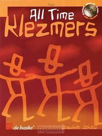 All Time Klezmers  Flute + CD