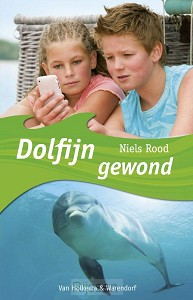 Dolfijn gewond