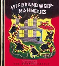 Vijf brandweermannetjes / Original