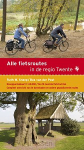 Alle fietsroutes in de regio Twente
