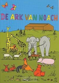 Ark van Noach lees kleur en knutselboek