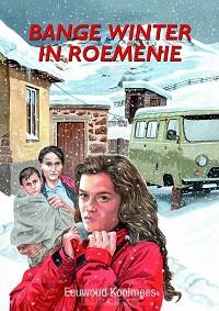 Bange winter in Roemenie