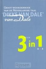 Van dale groot wrdbk Nederlands 3 in 1