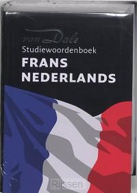 Van dale studiewoordenb frans-Ned + cd-r