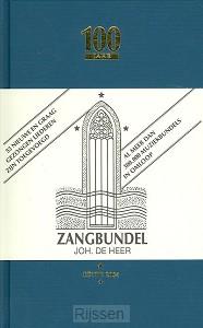 Zangbundel muziek