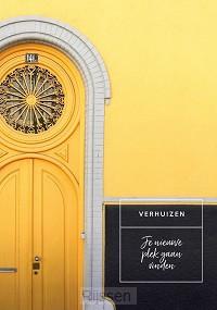 Verhuizen - Wensboekje 1st