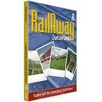 2DVD/RailAway Zwitserland Special&Limite