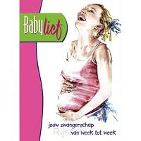 Babylief boek - Jouw Zwangerschap van we