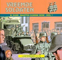Vreemde soldaten LUISTERBOEK