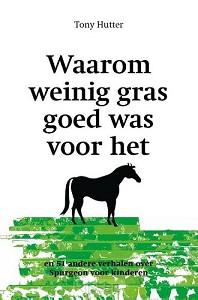 Waarom weinig gras goed voor het paard w