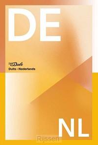 Van Dale Groot woordenboek Duits-Nederla