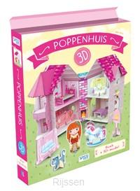 3D poppenhuis
