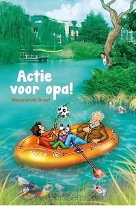 Actie voor opa! - eBoek