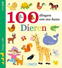 100 dingen om me heen dieren 1-3 jr