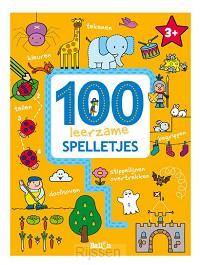 100 leerzame spelletjes 3+