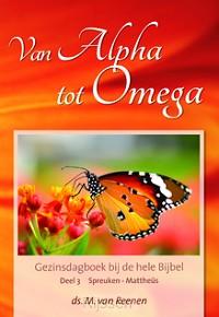Van Alpha tot Omega 3 gezinsdagboek