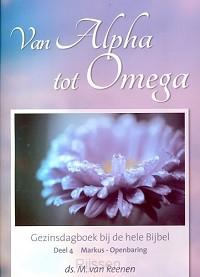 Van Alpha tot Omega 4 gezinsdagboek