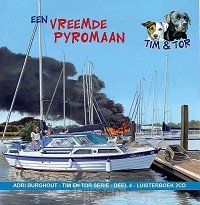 Vreemde pyromaan (4) LUISTERBOEK 2CD