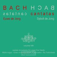 BACH, J.S. Cantatas Vol.8