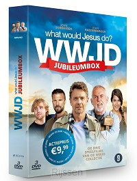 WWJD - Filmcollectie (3DVD) Jubileumbox