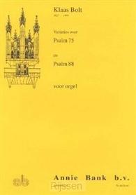 Variaties Over Psalm 75 en 88
