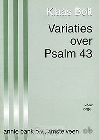 Variaties Over Psalm 43