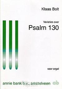 Variaties Over Psalm 130