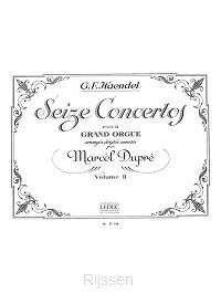 16 Concertos (7-12) Volume 2