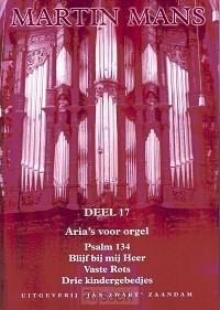 Aria's voor orgel Deel 17 Ambitus 67
