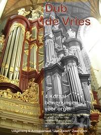 4 Koraalbewerkingen voor orgel