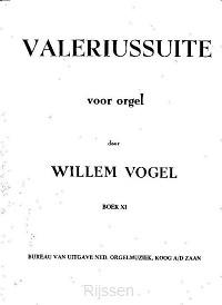 Valeriussuite Boek 11