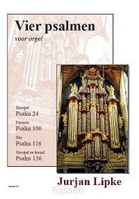 Vier Psalmen voor orgel