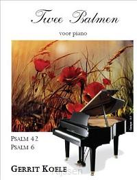 Twee Psalmen voor piano