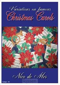 Variations on Famous Christmas Carols