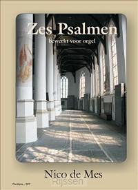 Zes Psalmen voor orgel