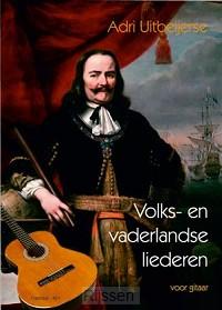 Volks- en vaderlandse liederen gitaar