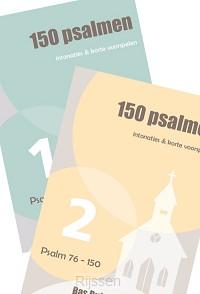 150 Psalmen (inton. en voorspelen) 1+2