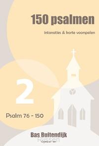 150 Psalmen (intonaties en voorspelen) 2