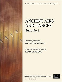 Ancient Airs and Dances voor orgel