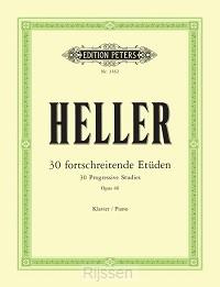 30 Etüden Op.46 in fortschreitender S