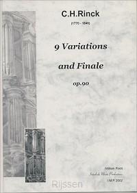 Variations & Finale, op. 90