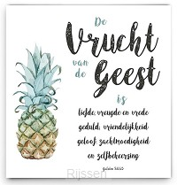Vrucht van de Geest