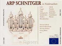 2CD Arp Schnitger in Niedersachsen