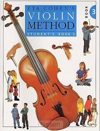 Violin Method Book 3 - Student's Book