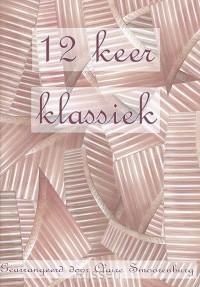 12 Keer Klassiek - panfluit + CD